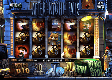 After Night Falls Online Slot