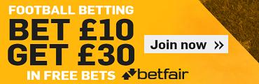 Betfair UK Sports Betting