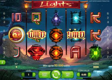 Lights Online Slot