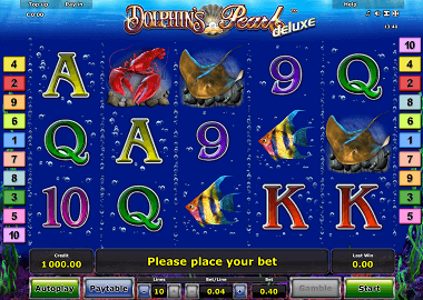 Dolphins Pearl Online Slot