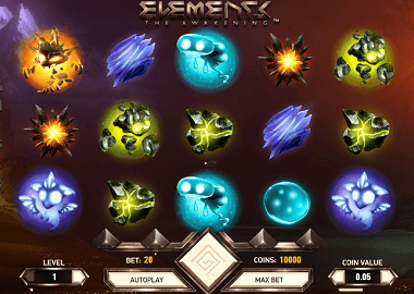 Elements Online Slot
