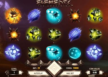 Elements Online Slot