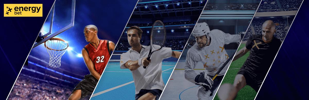 Energybet UK Sports