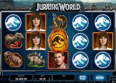 Jurassic World Online Slot