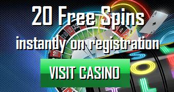 Slots Heaven Casino UK Bonus
