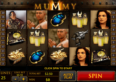 The Mummy Online Slot