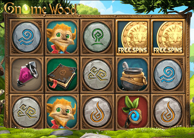 Gnome Woods Online Slot