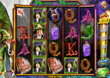 Merlins Million Slot