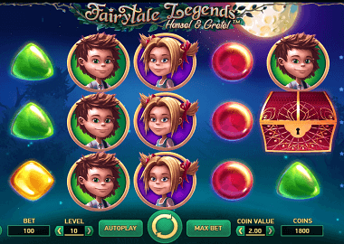 Fairy Tale Legends Slot