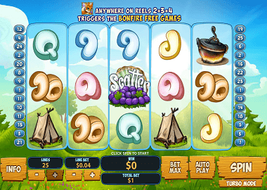 Fortunes of the Fox Online Slot