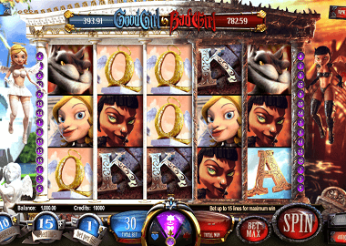 Good Girl Bad Girl Online Slot