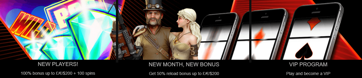 Next Casino UK Bonus
