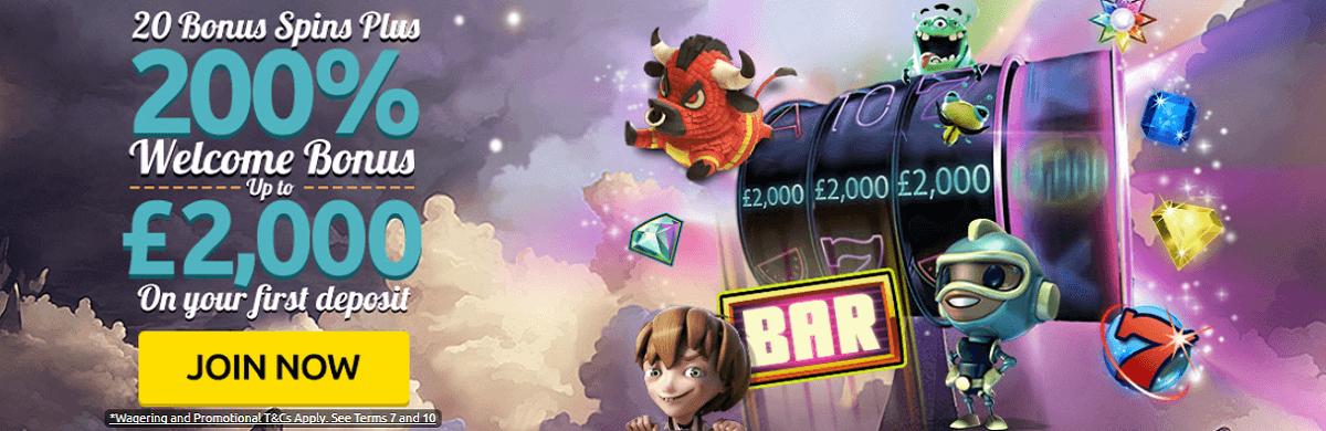 SpinStation UK Casino Free Spins