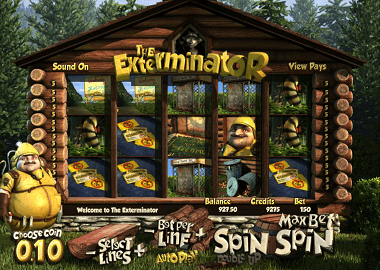 The Exterminator Online Slot