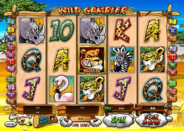 Wild Gambler Online Slot