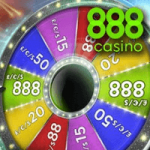 888 Casino Spin and Win UK