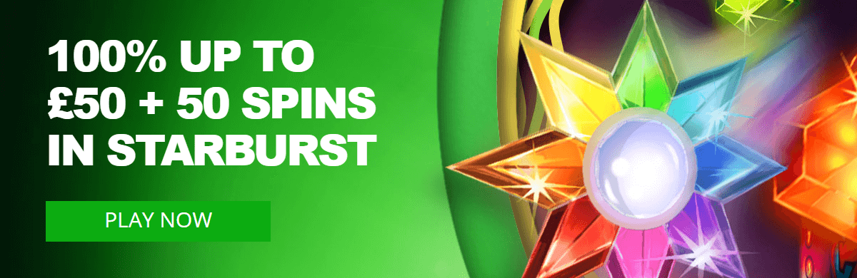 Casino Luck Welcome Bonus UK