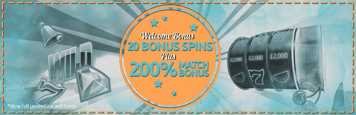 Spin Station Casino UK Bonus