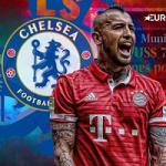 Arturo Vidal Chelsea FC