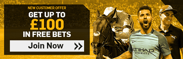 Betfair Sportsbook New UK Bonus