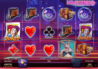 Mr Illusio Slot Review