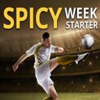Spicy Week Starter LVbet