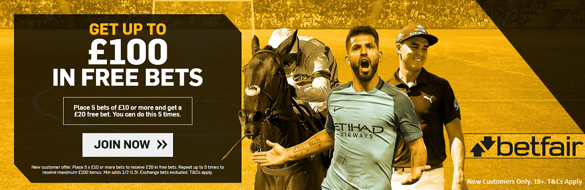 Betfair Sportsbet UK Welcome Bonus