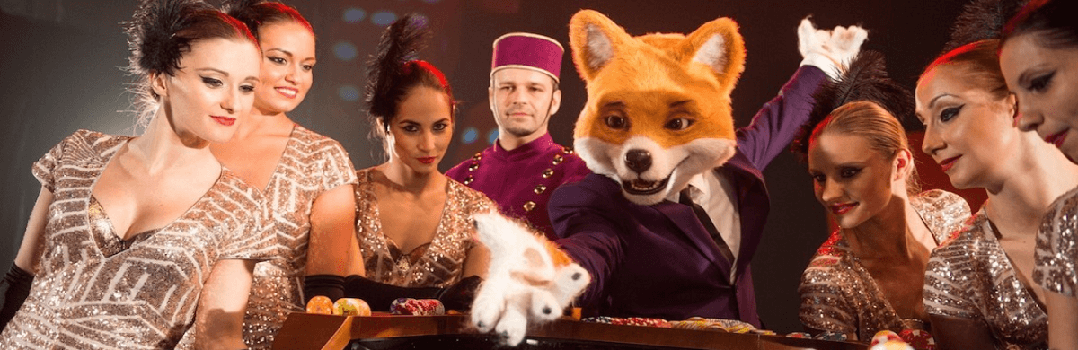 Foxy UK Online Casino