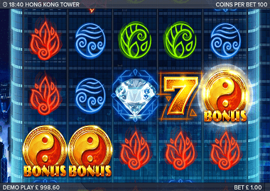 Hong Kong Tower Online Slot