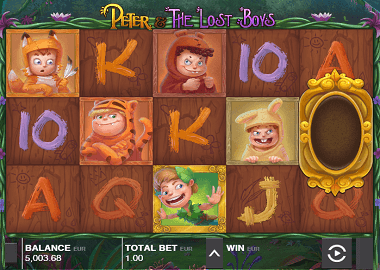 Peter Pan Online Slot