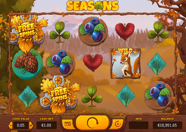 Seasons Online Slot