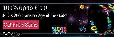 Slots Heaven Free UK Free Spins