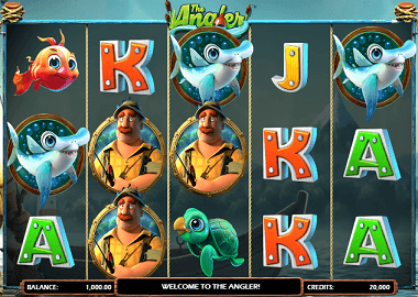 The Angler Online Slot