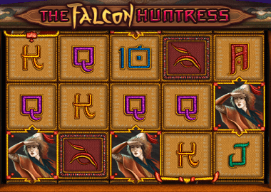 The Falcon Huntress Online Slot