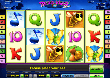 Beatle Mania Slot