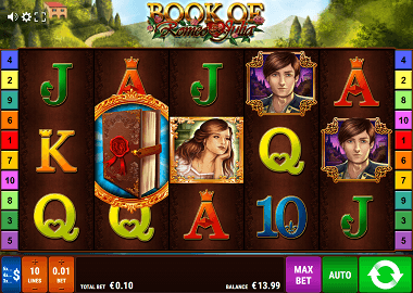 Book of Romeo & Juliet Slot