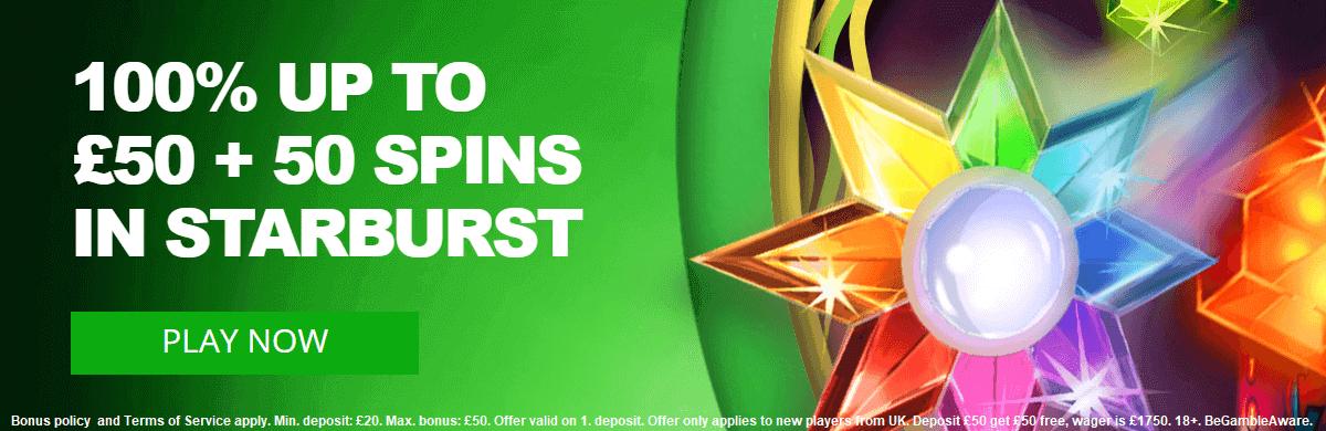 Casino Luck Sign Up Bonus UK players