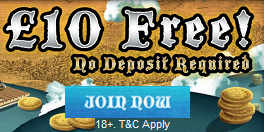 Castle Jackpot UK No Deposit Sign Up Bonus