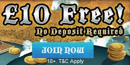 Castle Jackpot UK No Deposit Sign Up Bonus