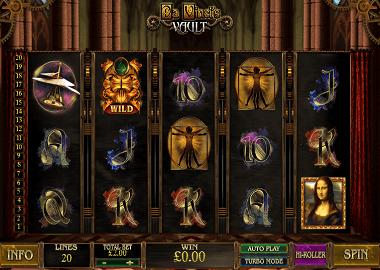 Da Vinci Fault Slot