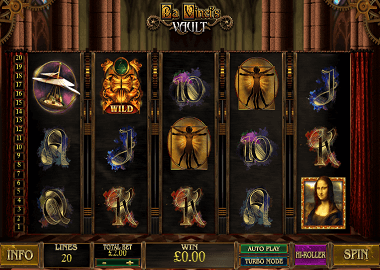 Da Vinci's Fault Slot
