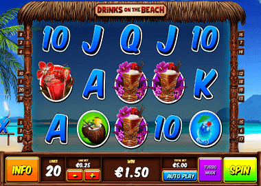 Drinks on the Beach Slot