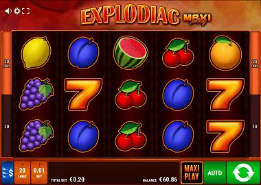 Explodia Slot