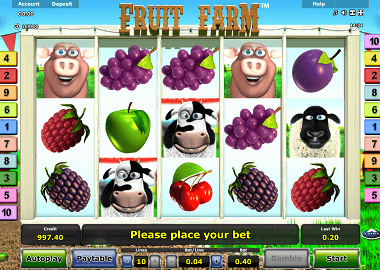 Fruit Farm Slot