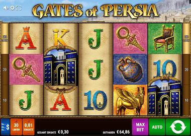Gates of Persia Slot