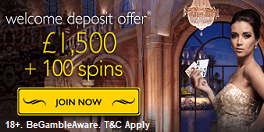 Grand Ivy UK Online Casino Bonus