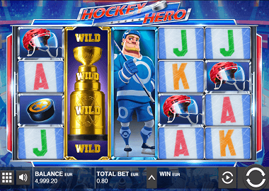 Hockey Hero Online Slot