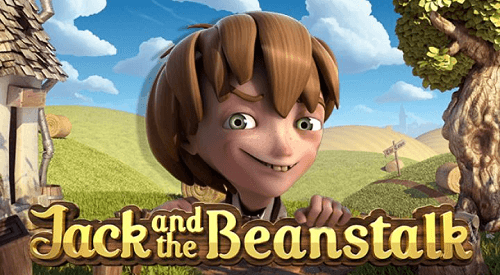 Netent Jack and the Beanstalk Online Slot Machine