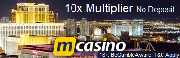 MCasino UK Casino Bonus