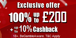 Mansion Casino UK Cash Back